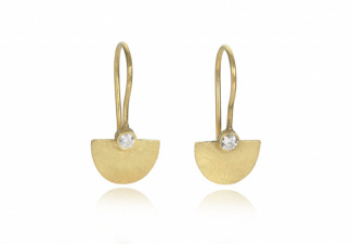 Signature shape earrings with diamonds1_SueLewis008