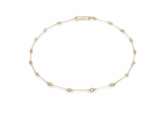 18 ct gold links
