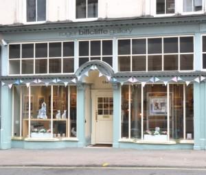 Roger Billcliffe Gallery in Glasgow