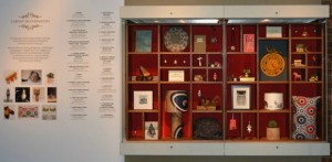 Goldsmiths' Centre 'Cabinet of Curiosities'