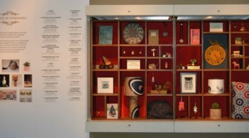 Goldsmiths Centre 'Cabinet of Curiosities'