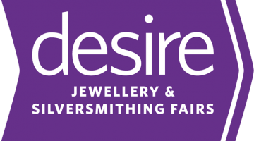 Desire Jewellery and Silversmithing Fairs logo