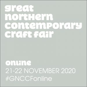 great northern contemporary craft fair online, 21-22 november 2020